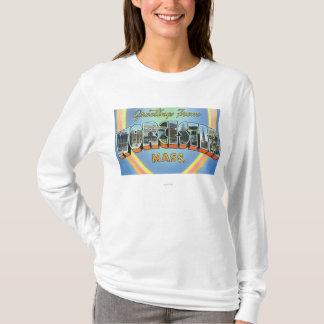 T-shirt Grandes scènes de lettre - salutations de 2