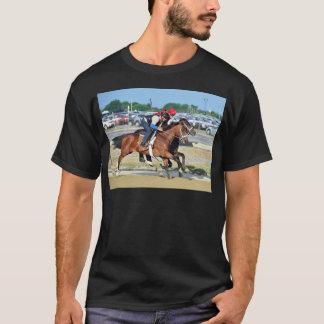 T-shirt Grandes séances d'entraînement de Sandy