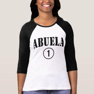 T-shirt Grands-mères de langue espagnole : L'ONU d'Abuela