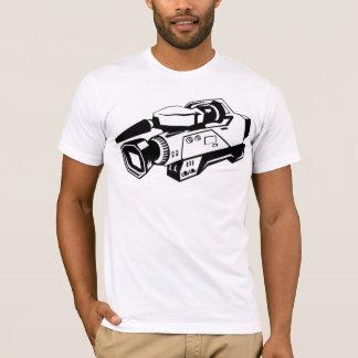 T-shirt Graphique d'appareil-photo