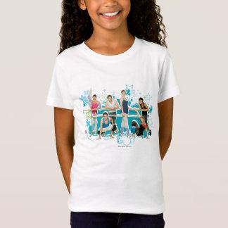 T-Shirt Graphique de fonte d'académie de danse