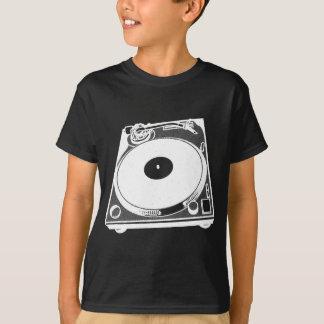 T-shirt Graphique de plaque tournante