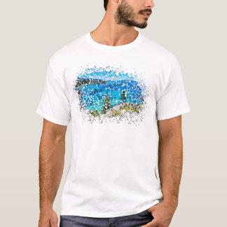T-shirt Graphique du lac Tahoe