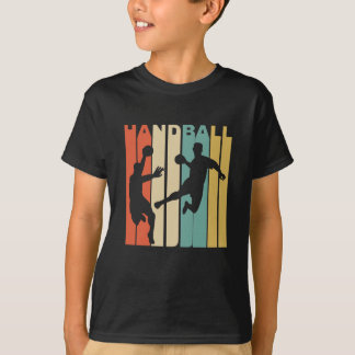 T-shirt Graphique vintage de handball