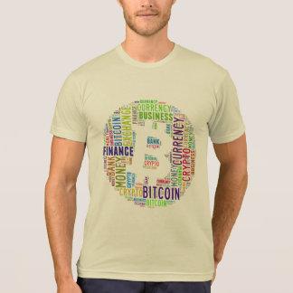 T-shirt Graphiques de logo de Bitcoin