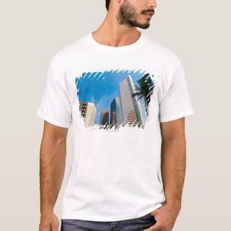 T-shirt gratte-ciel du centre à Houston, le Texas,