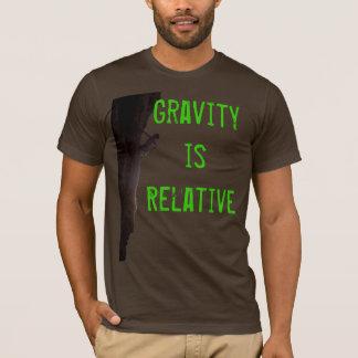 T-shirt Gravité