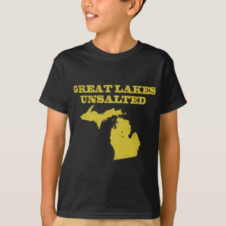 T-shirt Great Lakes non salés