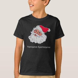 T-shirt Grec le père noël #2