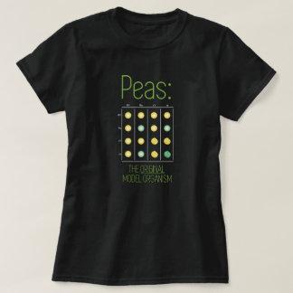 T-shirt Gregor Mendel : OG (généticien original) - pois -