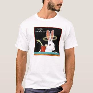 T-shirt Grêle Mary et lièvres du chien