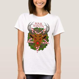 T-shirt Grêle Père Noël