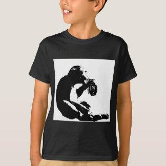 T-shirt Grenade de singe