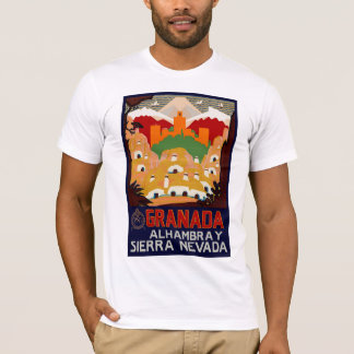 T-shirt Grenade Espagne