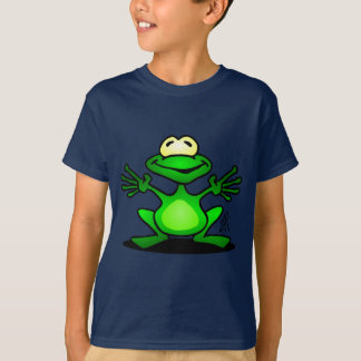 T-shirt Grenouille amicale