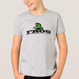 T-shirt Grenouille assaisonnée par lard