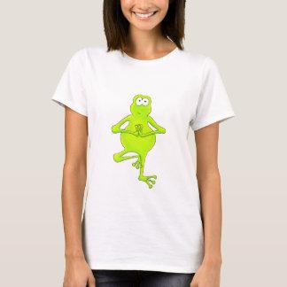 T-shirt Grenouille d'arbre de yoga