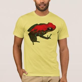T-shirt Grenouille de dard de forêt tropicale