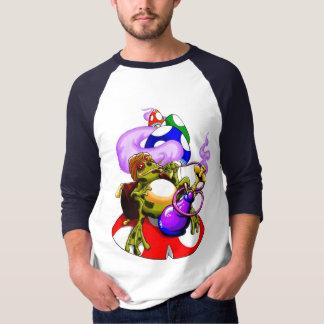 T-shirt Grenouille de narguilé