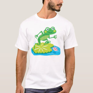 T-shirt Grenouille de protection de Lilly