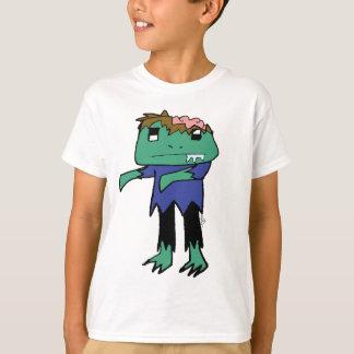 T-shirt Grenouille de zombi