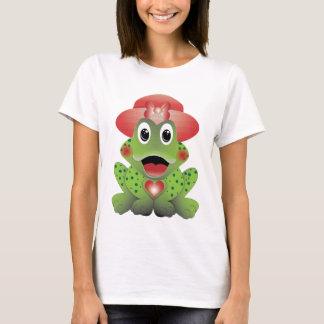 T-shirt Grenouille (femelle)