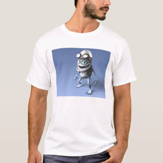 T-shirt Grenouille folle