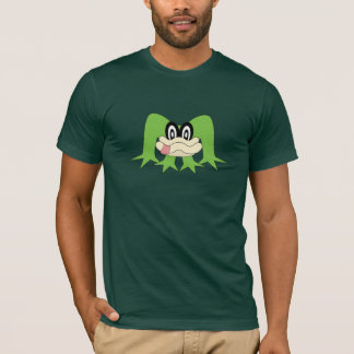 T-shirt Grenouille idiote