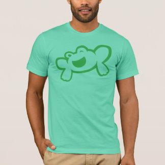 T-shirt Grenouille positive
