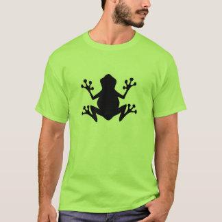 T-shirt Grenouille verte