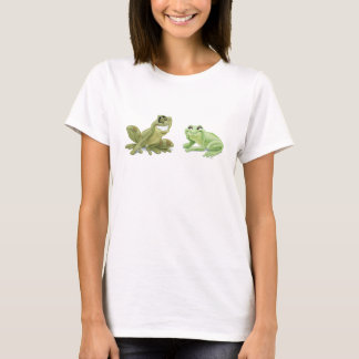 T-shirt Grenouilles