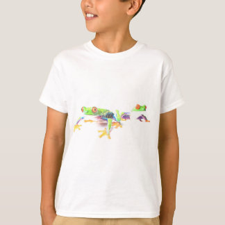 T-shirt Grenouilles d'arbre