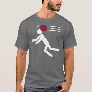 T-shirt Grève de Dodgeball