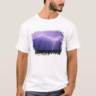 T-shirt Grève surprise au-dessus de désert, grande