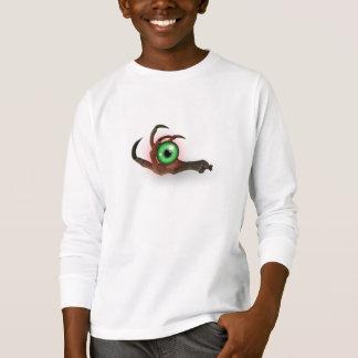T-shirt Griffe et globe oculaire
