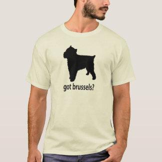 T-shirt Griffon obtenu de Bruxelles
