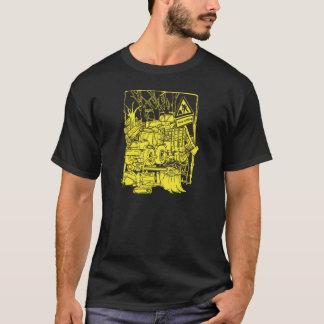 T-shirt Griffonnage de sylviculture