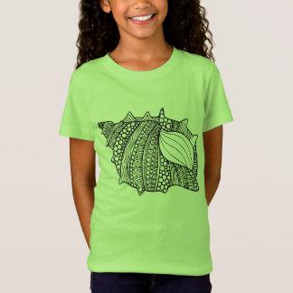 T-Shirt Griffonnage inspiré
