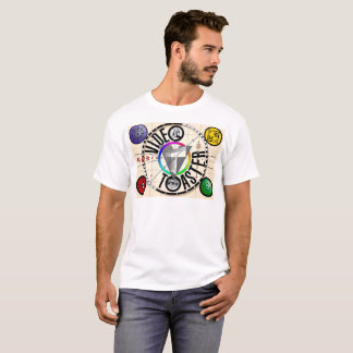 T-shirt Grille-pain visuel