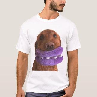 T-shirt Grimace pourpre