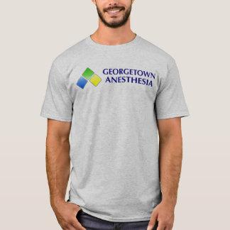 T-shirt Gris - anesthésie de Georgetown