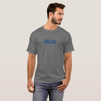 T-shirt Gris/bleu de Dallas