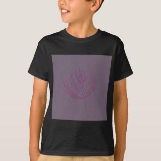 T-shirt Gris d'algue de jument