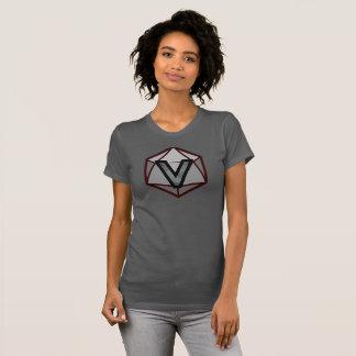 T-shirt Gris d'équipe