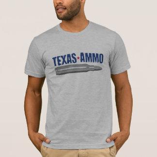 T-shirt Gris obtenu du Texas