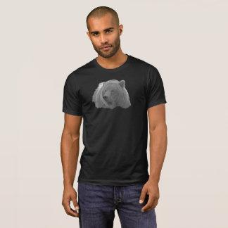 T-shirt Griz. Ours gris
