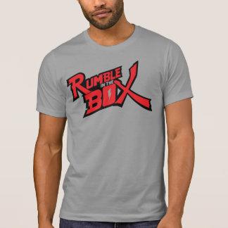 T-shirt Grondement à haute tension de CrossFit dans la