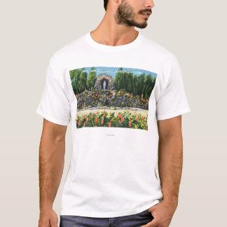 T-shirt Grotte de l'université de St Clement