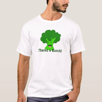 T-shirt Groupe de brocoli