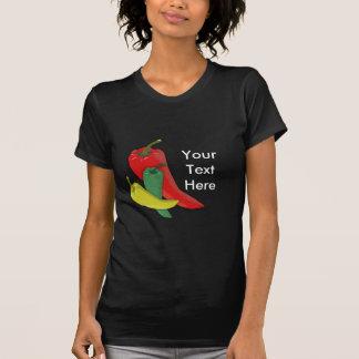 T-shirt Groupe de poivre de piment